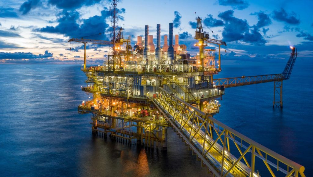 Comer Plating Oil Rigs